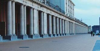 Thermae Palace - אוסטנד - נוף חיצוני