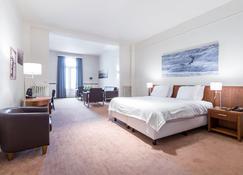 Thermae Palace - Oostende - Slaapkamer