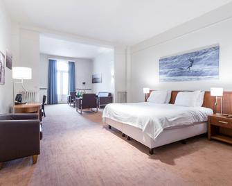 Thermae Palace - Остенде - Спальня