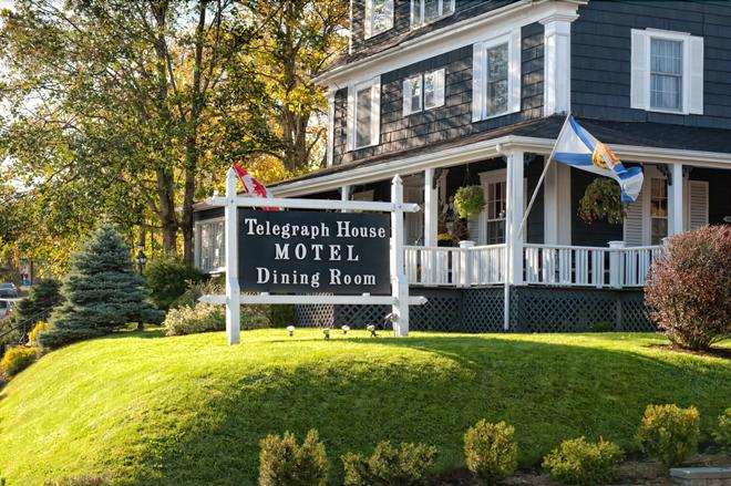 Telegraph House Motel - Baddeck - Building