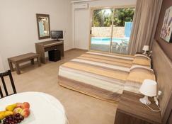 Crystallo Apartments - Pafo - Camera da letto