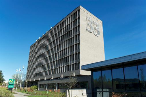 Quality Hotel 33 - Oslo - Building