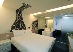 Morwing Hotel - Banqiao District - Habitación