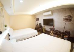 Morwing Hotel - Banqiao District - Bedroom