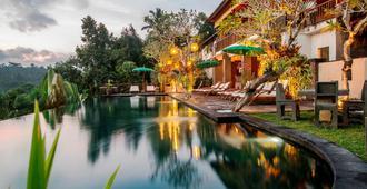 Alam Ubud Culture Villas & Residences - Ubud - Pool