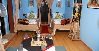 Kathmandu Bed & Breakfast Inn - 加德滿都 - 臥室