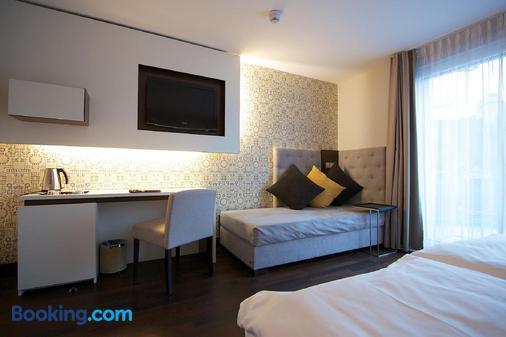 Hotel Europa Style - Frankfurt/ Main - Phòng ngủ