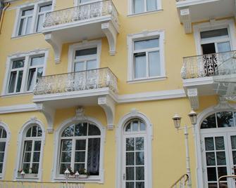 Milbor Hotel - Bad Soden am Taunus - Gebouw