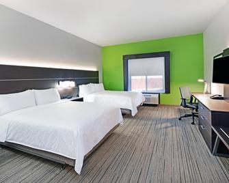 Holiday Inn Express Hotel & Suites Guymon, An IHG Hotel - Guymon - Bedroom