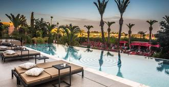 Sofitel Marrakech Lounge And Spa - Marrakesh - Bể bơi