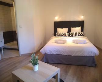 Hotel renaissance martigues - Martigues - Schlafzimmer