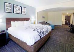 Sleep Inn & Suites Chesapeake - Portsmouth - Chesapeake - Bedroom