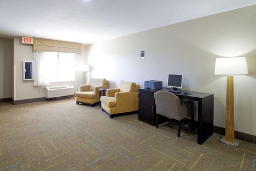 Sleep Inn & Suites Chesapeake - Portsmouth - Chesapeake - Business center
