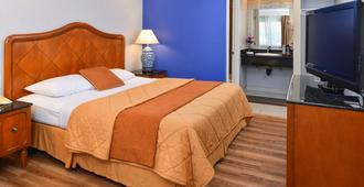 Highlander Motel - Oakland - Schlafzimmer