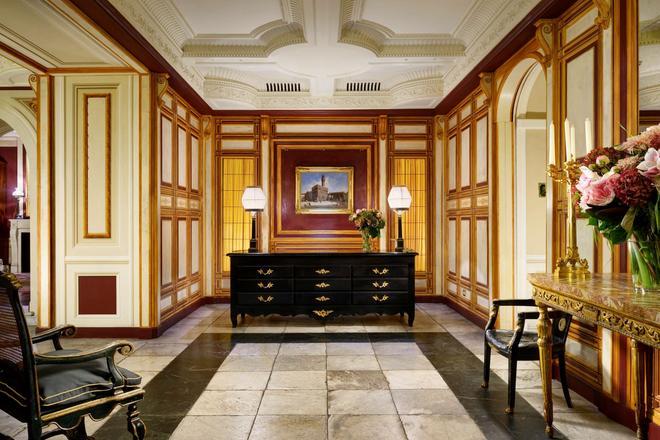 聖瑪利亞諾瓦拉酒店 - 佛羅倫斯 - 佛羅倫斯 - 大廳