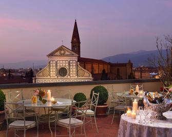 Hotel Santa Maria Novella - Florence - Balkon