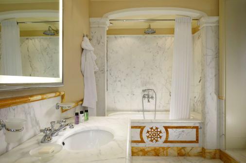 Hotel Santa Maria Novella - Firenze - Kylpyhuone