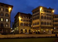 Hotel Santa Maria Novella - Florença - Edifício