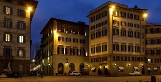 Hotel Santa Maria Novella - Firenze - Rakennus