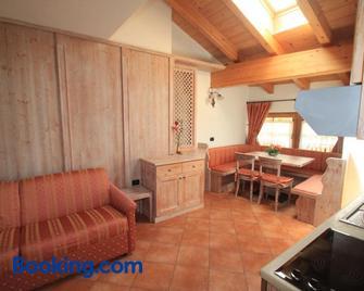 Maso Margherita - Commezzadura - Living room
