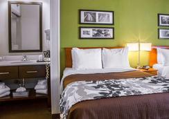 Sleep Inn Midway Airport - Bedford Park - Bedroom