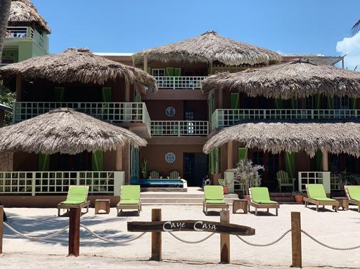 Caye Casa - San Pedro Town - Patio