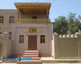 Guest House Orzu - Khiva - Building