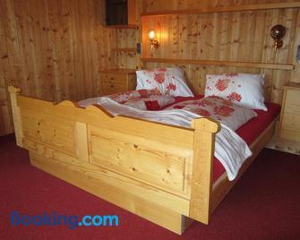 Ferienhaus Nussbaumer - Sibratsgfäll - Bedroom