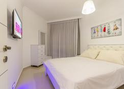 加利利海洋奢華套房飯店 - 太巴列 - 臥室