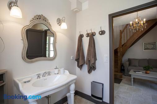 Maison D'hotes De Charme Les Bruhasses - Condom - Bathroom