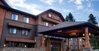 Cedar Creek Lodge And Conference Center - Columbia Falls