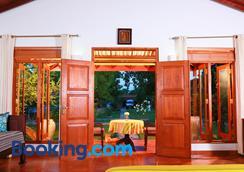 Shangri-Lanka Village - Тисамахарама - Спальня