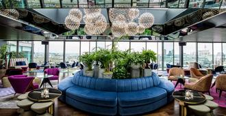 Sea Containers London - Londres - Sala de estar