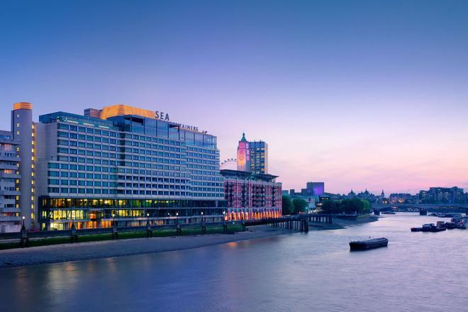 Sea Containers London - Λονδίνο - Κτίριο