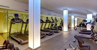 Hilton Frankfurt Airport - Frankfurt am Main - Gym