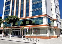 Palmcity Hotel Turgutlu - Manisa - Bâtiment