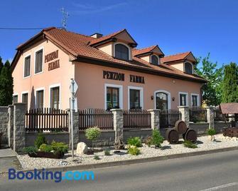 Penzion Farma - Lednice - Gebäude