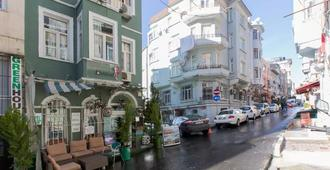 Taksim Hostel Green House Istanbul - Istanbul - Utomhus