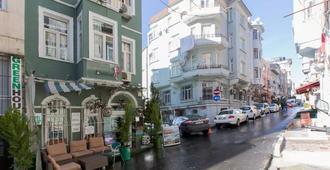 Taksim Hostel Green House Istanbul - איסטנבול - נוף חיצוני