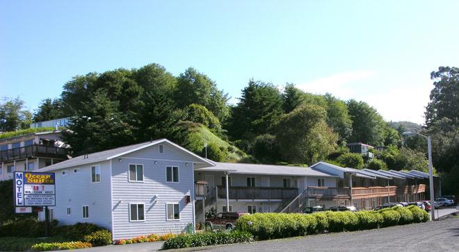 Ocean Suites Motel - Brookings - Building