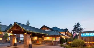 Postmarc Hotel and Spa Suites - South Lake Tahoe - Rakennus