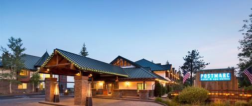 Postmarc Hotel and Spa Suites - South Lake Tahoe - Building
