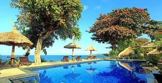 Sunsethouse-lombok - Mataram - Piscina