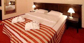 雷西威爾格特魯德酒店 - 里加 - 里加 - 臥室