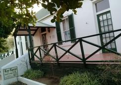 Koo Karoo Guest Lodge and Self Catering - Монтагу - Вид снаружи