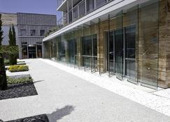 Best Western Aquakub - Αιξ-λε-Μπαιν - Κτίριο