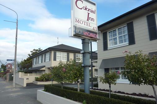 Colonial Inn Motel - Christchurch - Building