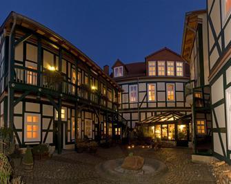Hotel Garni Am Grudenberg - Halberstadt - Building