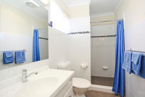 SureStay Hotel by Best Western Blue Diamond Motor Inn - Dubbo - Kylpyhuone