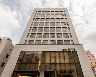 Hotel Arte - Suwon - Building